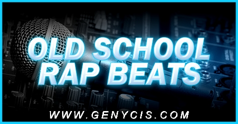 Old School Rap Beats For Old School Hip Hop Mixtapes and Albums