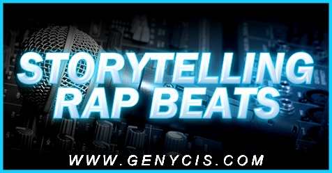 Rap Instrumentals For Storytelling Rap, Thug Stories, Story Hip